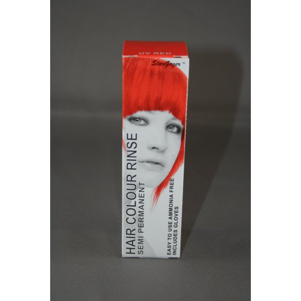 Stargazer Haarfarbe Red UV 70ml