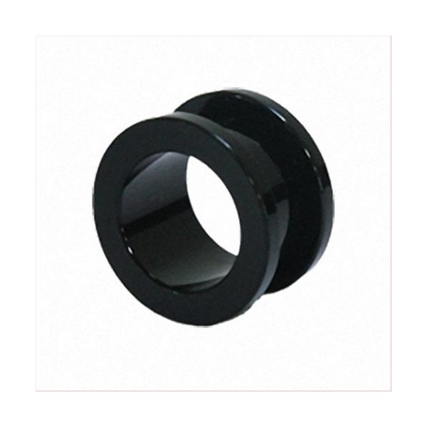 Tunnel Black Acryl 05238