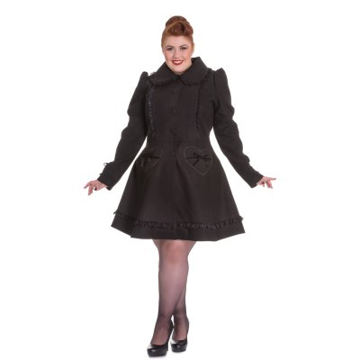 Hell Bunny Mantel Courtney plus size