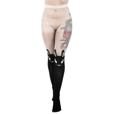 KS-Tight-OS-blk/nude-Thumper
