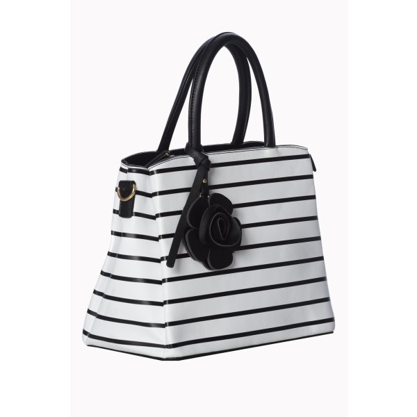 BN-BAG-BLK/WHT-CALIPSO