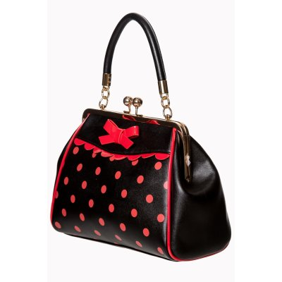BN-BAG-BLK/RED-CRAZY LITTLE THING