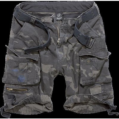 Brandit Savange Shorts Dark Camo