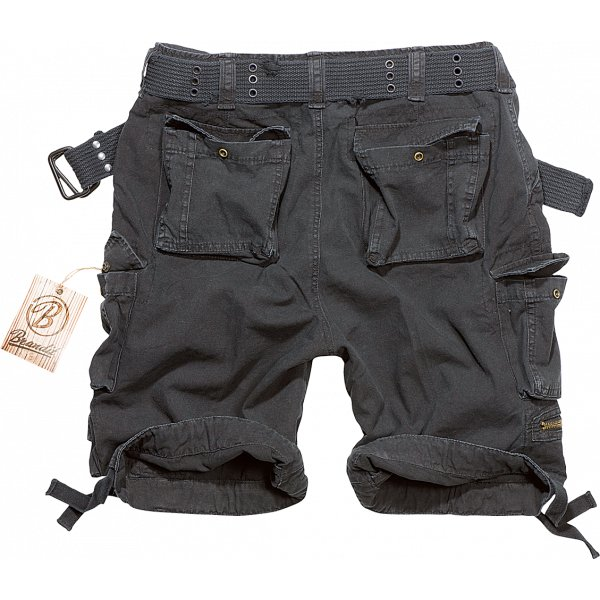 Brandit Savage Shorts Schwarz