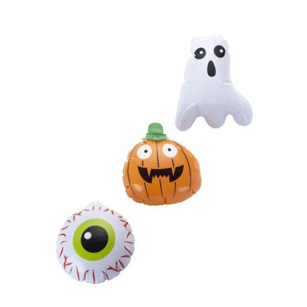 Halloween Deko Aufblasbare Figuren 3 Er Set Gunstig Schnell By Leosto