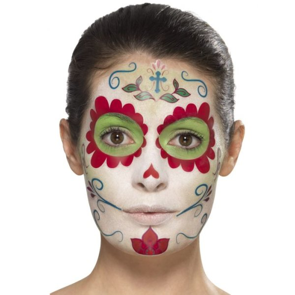 Day of the Dead Make-Up-Set Sweetheart