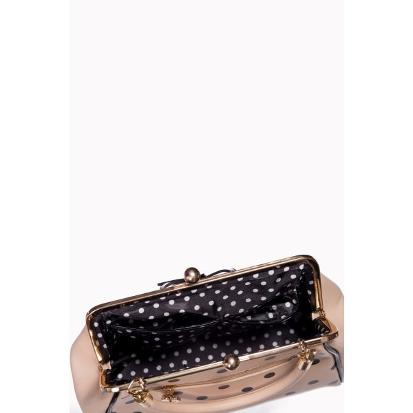 Banned Handtasche Crazy Little Thing Black/Nude