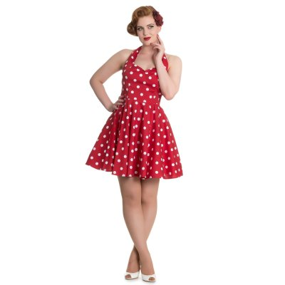 PS-DR-RED/WHT-NICKY MINI