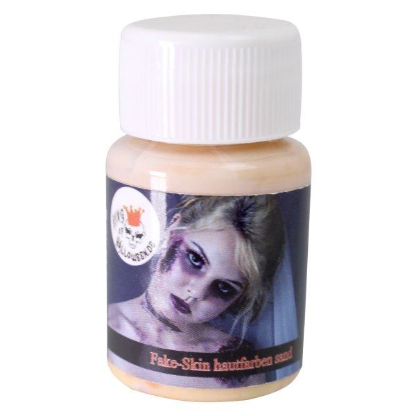 Latexmilch Sandfarbe Kunsthaut 28,3ml King Of Halloween Wunden Narben