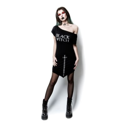 Kleid  Black Witch