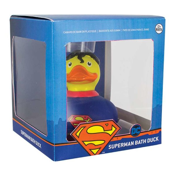 DC Comics Superman Badeente