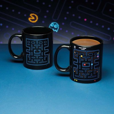 Pac Man Tasse (heat change)