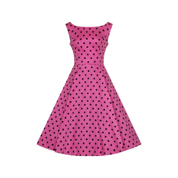 Rhiannon Swing Dress pink