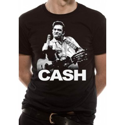 Johnny Cash Shirt   Finger