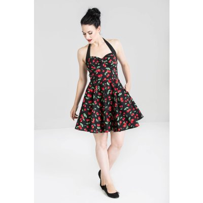 Popsoda Cherry Pop Mini Dress