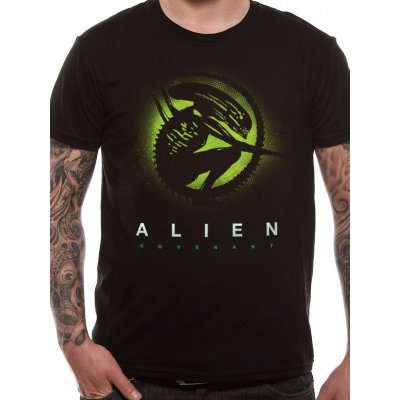Alien Covenant Shirt  Xeno Silhouette