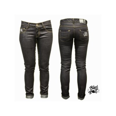 Frauen Jeans  Hot Rod denim blue