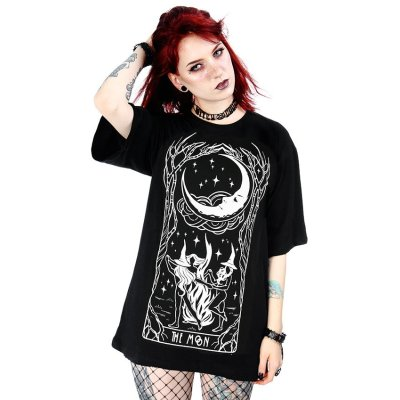 Restyle Oversize-Shirt Witches Chant