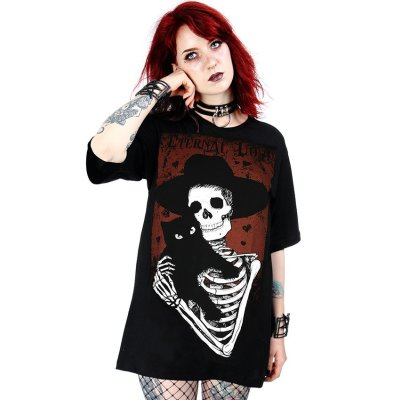 Restyle Oversize-Shirt Eternal Love