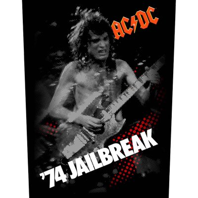 AC/DC Backpatch 74 Jailbreak