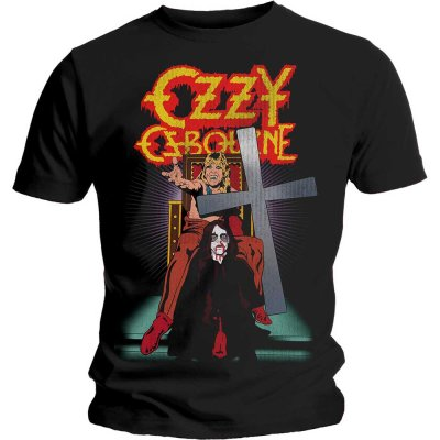 Ozzy Osbourne Shirt speak of the devil vintage