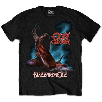 Ozzy Osbourne Shirt blizzard of ozz