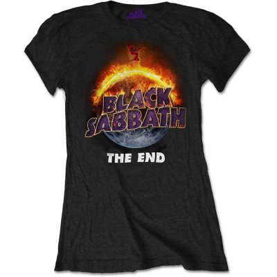 Black Sabbath Frauenshirt The End