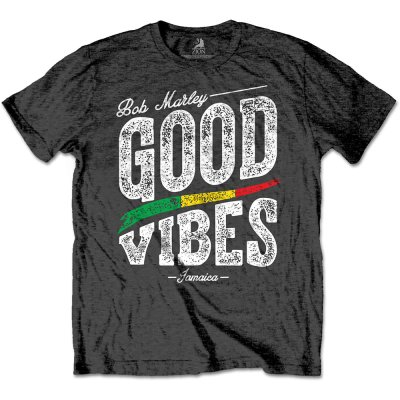 Bob Marley Shirt Good Vibes