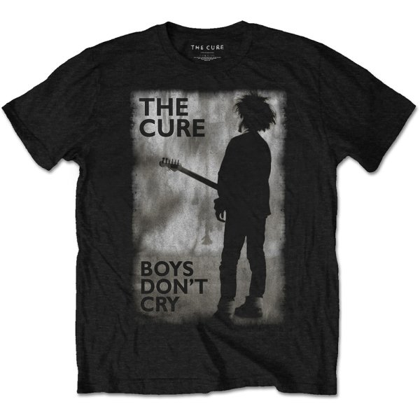The Cure Shirt Boys don´t cry