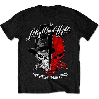 Five Finger Death Punch Shirt Jekyll and Hyde