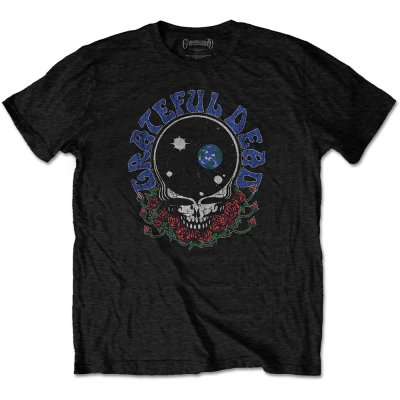 Grateful Dead Shirt Space your face and logo