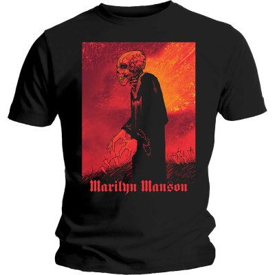 Marilyn Manson Shirt Mad Monk