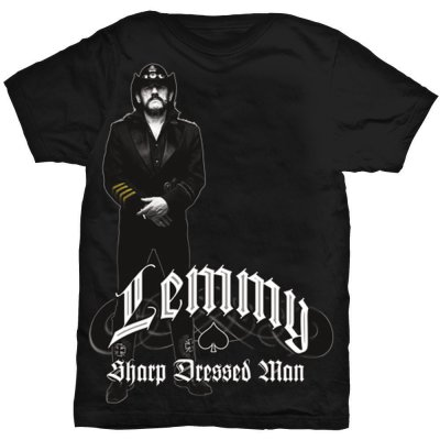 Lemmy Shirt sharp dressed man