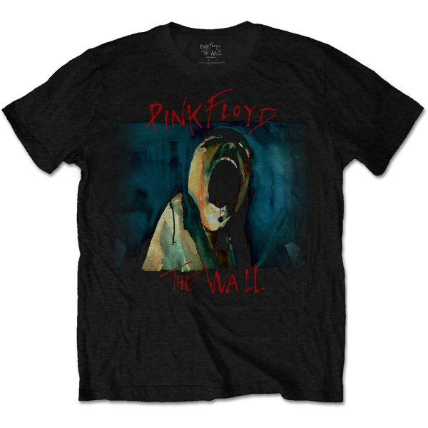 Pink Floyd Shirt The wall scream