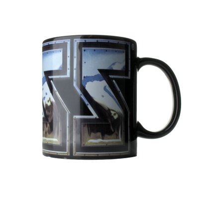 Kiss Chrome Logo Mug / Tasse