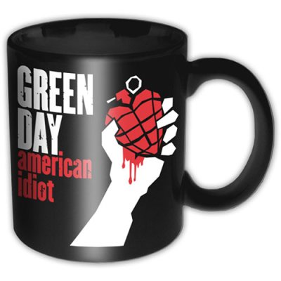 Green Day American Idiot Mug / Tasse