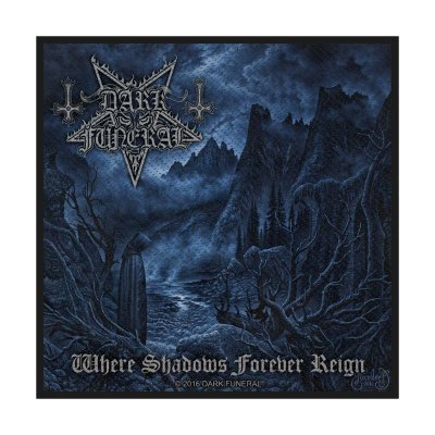 Dark Funeral Where Shadows Forever Reign Standard Patch...