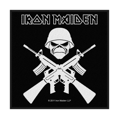 Iron Maiden A Matter Of Life And Death Standard Patch...