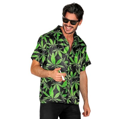 Hawaii Hemd The Ganja Style