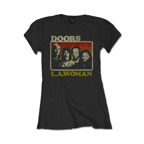 The Doors Frauenshirt La Woman