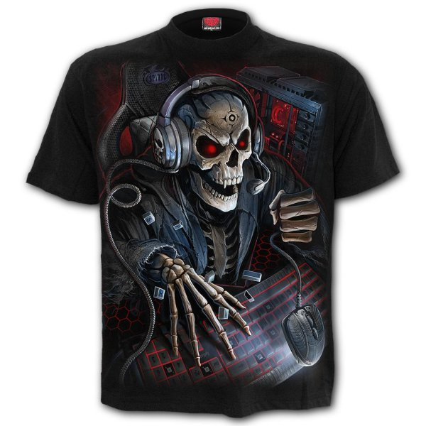 Spiral T-Shirt PC Gamer