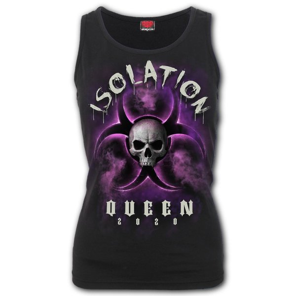 Spiral Tank Top Isolation Queen