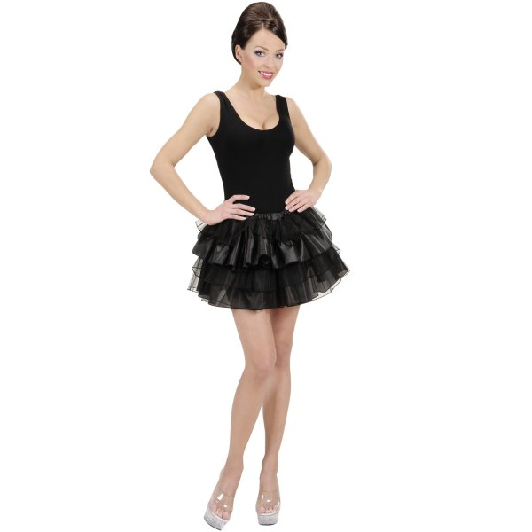 Mini Rock Fantasy One Size Schwarz