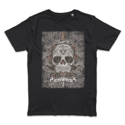 Metal Tatto Stay True T-Shirt