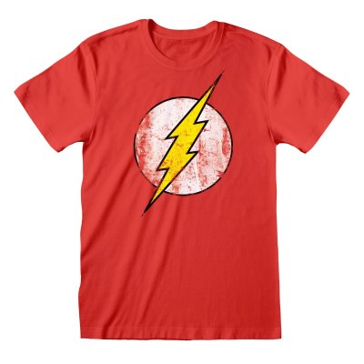 DC Flash T-Shirt Logo