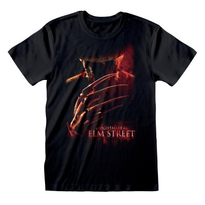 Nightmare On Elm Street T-Shirt Poster